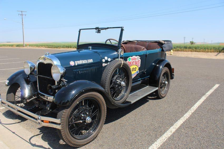 1928 Model T Ford Walla Walla
