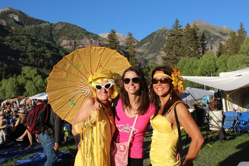 Telluride Colorado: Full of Fun and Festivals