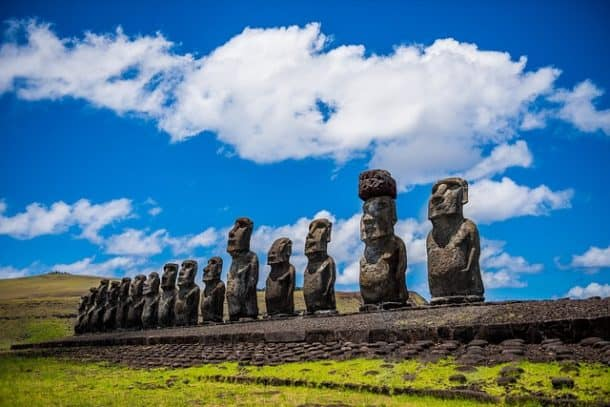 Easter Island is a bucket list destination for some travelers.
