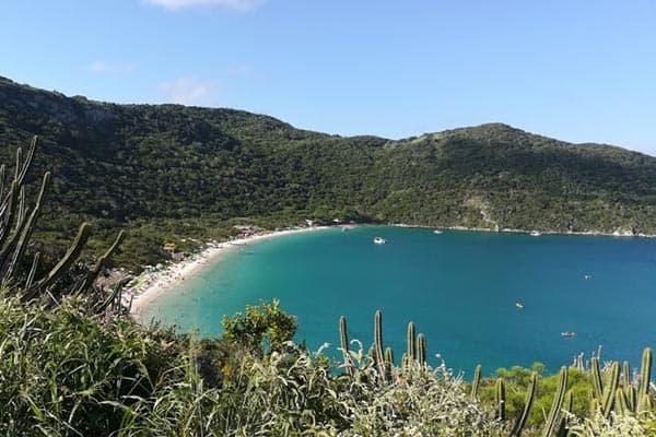 The Brazilian Caribbean: Arraial do Cabo