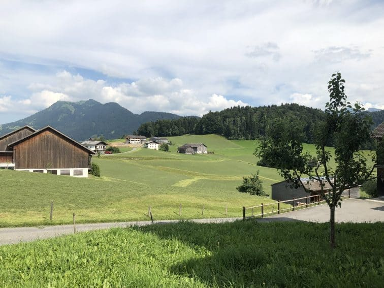 Austria: Mountain Biking in Montafon 2