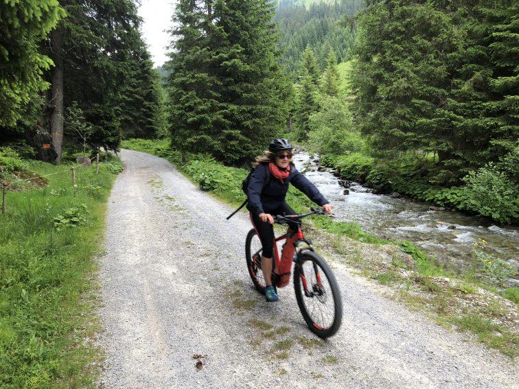 Austria: Mountain Biking in Montafon 21