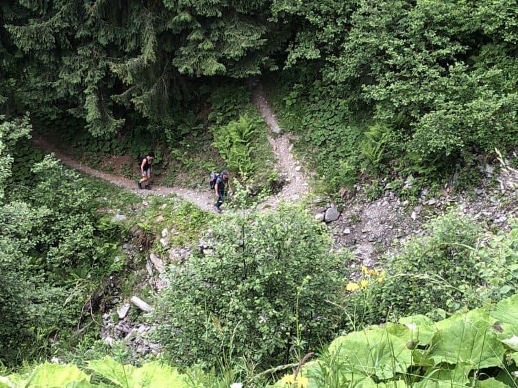 Austria: Mountain Biking in Montafon 22