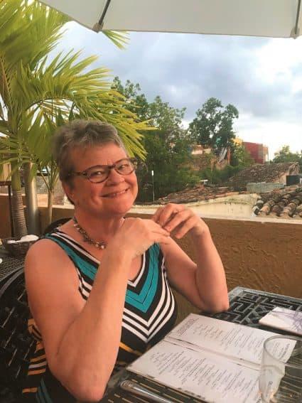 Dining al fresco at one of Trinidad's many restaurants | GoNOMAD Travel