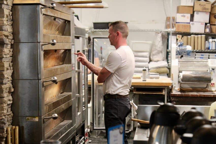 Walla Walla Baking Co. owner Michael Kline Walla Walla