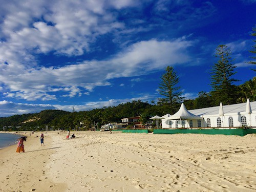 Moreton Island is an easy day trip by ferry from Brisbane