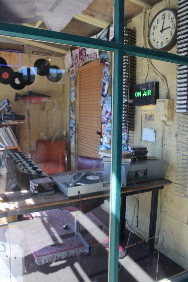 Northern Exposure radio station room in Roslyn WA Walla Walla