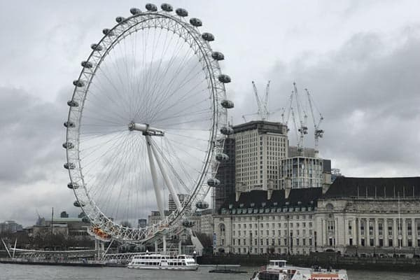 The-London-Eye