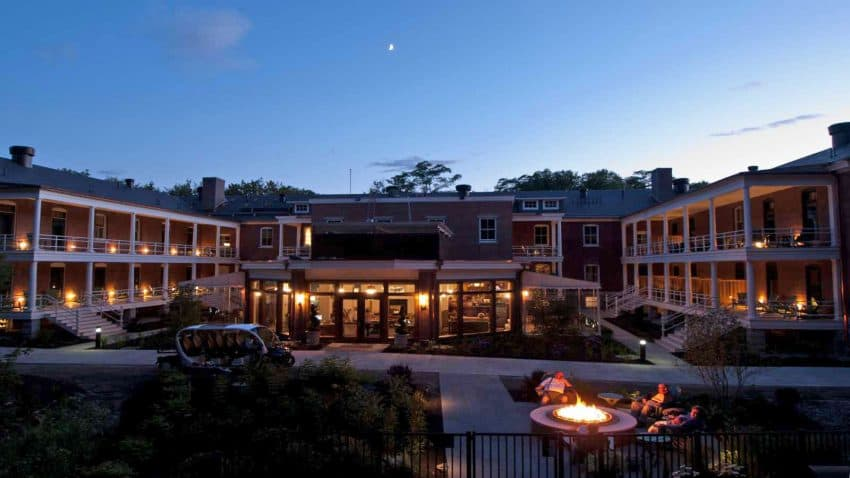 The Inn at Diamond Cove rises from the ashes in newly restored digs.