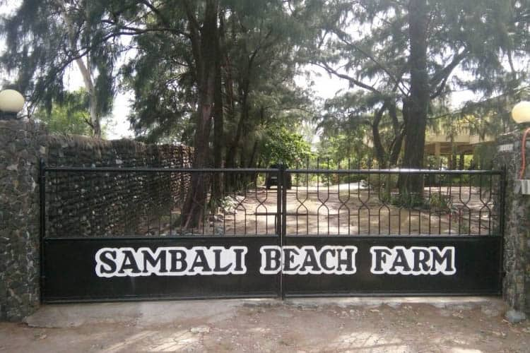 Sambali Beach Farm, in the town of Danacbungga outside of Botolan, Zambales, is a place for healing, comfort, and connection to the best things in life: clean air, natural food, and fresh water.  Luke Henkel photos.