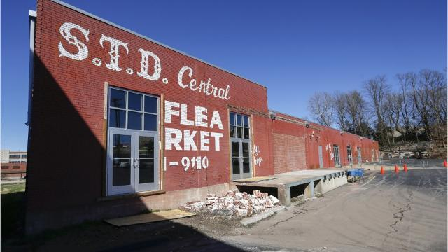 The Restaurant School is located inside S.T.D. Central Flea Market.