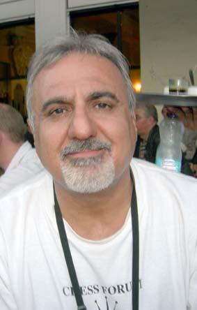 Editor Samuel Shimon