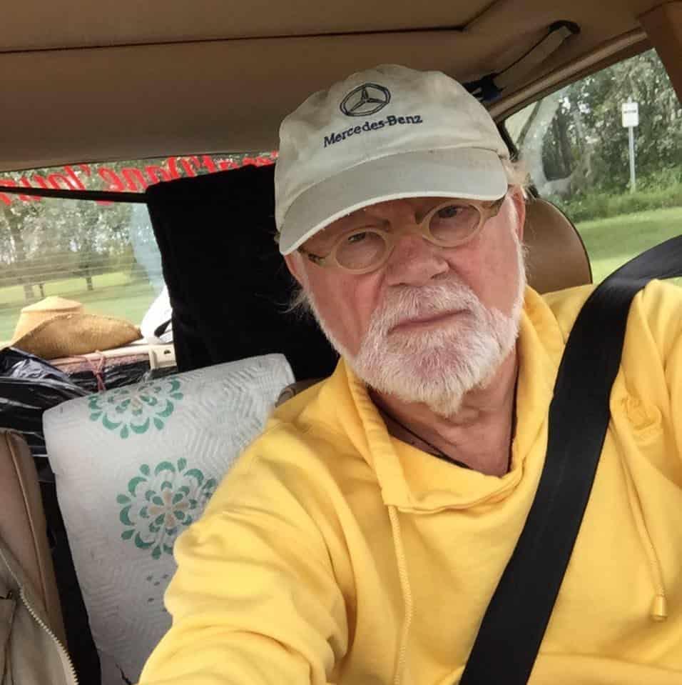 Bjarne Mikkelsen, owner of Great Dane Journeys.