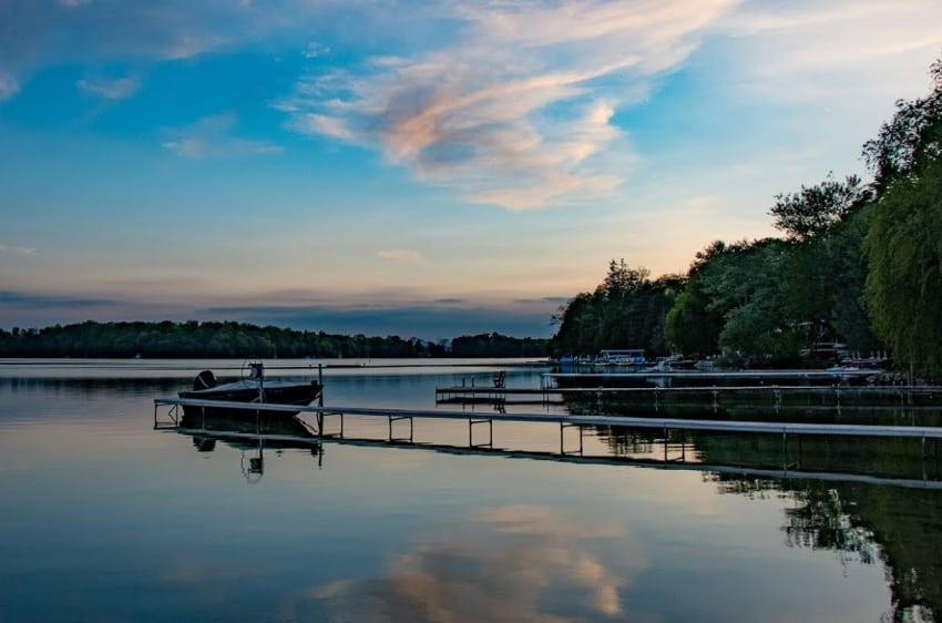 Elkhart Lake, Wisconsin: Wellness and Water 2