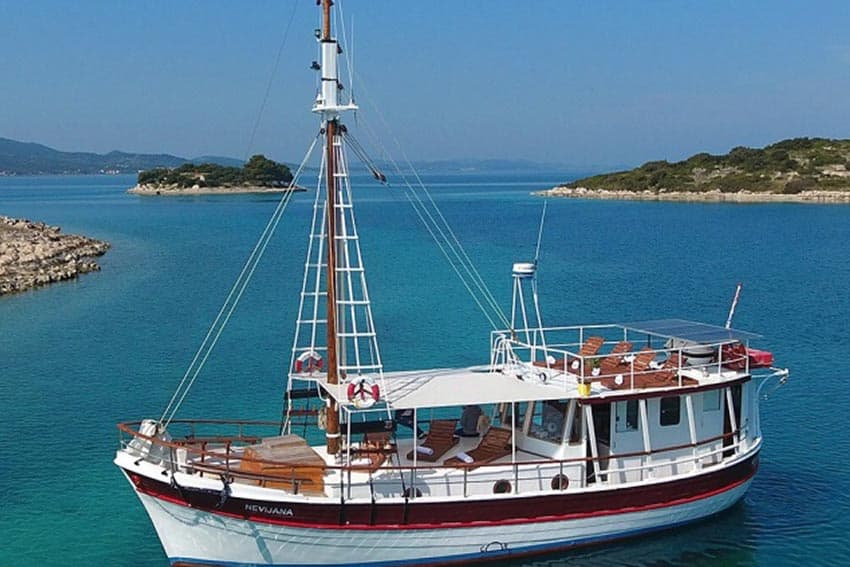 Gulets Offer a Sparkling Sailing Experience in Croatia