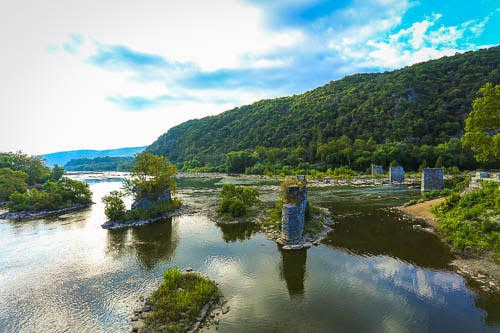 West Virginia: Historic Harpers Ferry