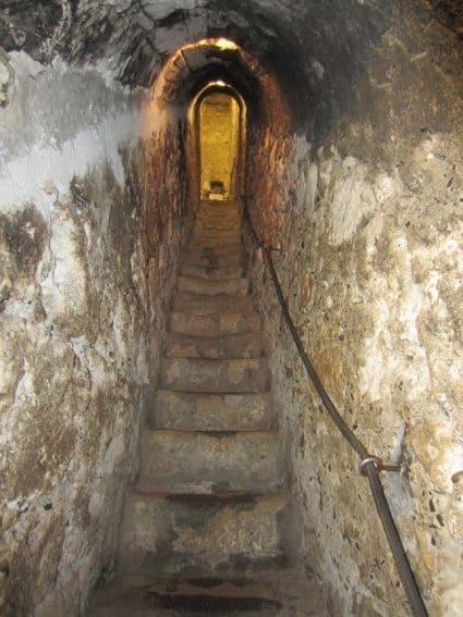 Inside Bran Castle, Romania