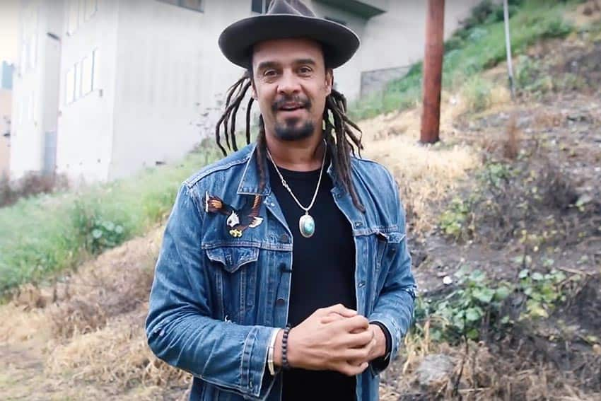 Yoga, Soul, Rock & Roll With Michael Franti