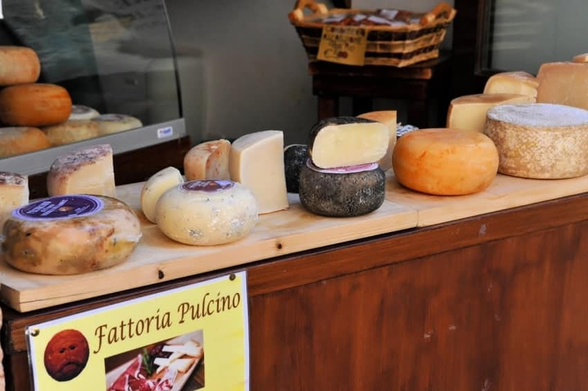 Pecorino of Pienza