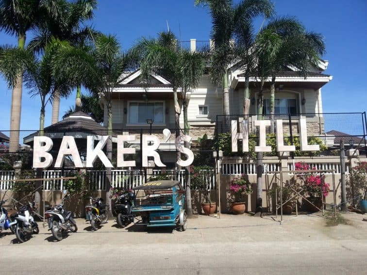 Welcome to Bakers Hill.