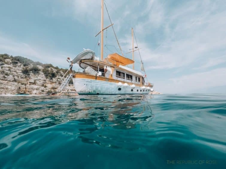 Gulets Offer a Sparkling Sailing Experience in Croatia 3