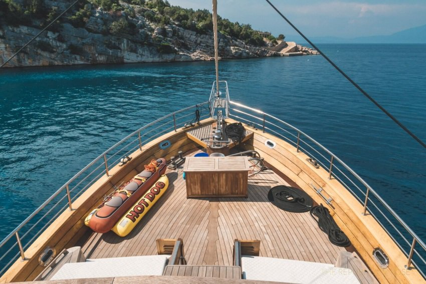 Gulets Offer a Sparkling Sailing Experience in Croatia 2