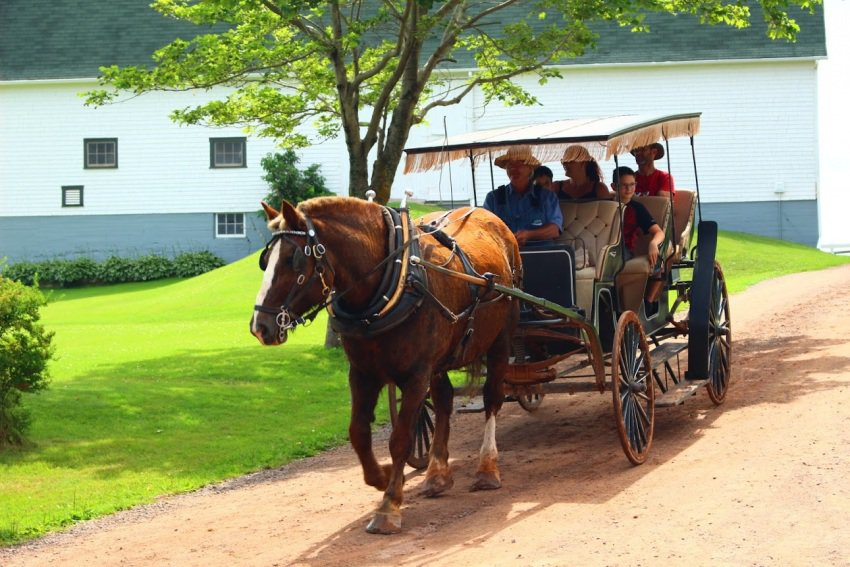 Prince Edward Island: Anne of Green Gables Country