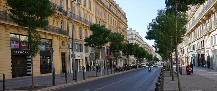 La Rue De La Republique.