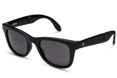 Hexton folding sunglasses.