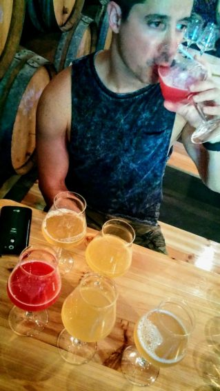 Hand-craft, micro-brew, small-batch - seasonal crowd pleasers galore at Hudson Valley Brewery.