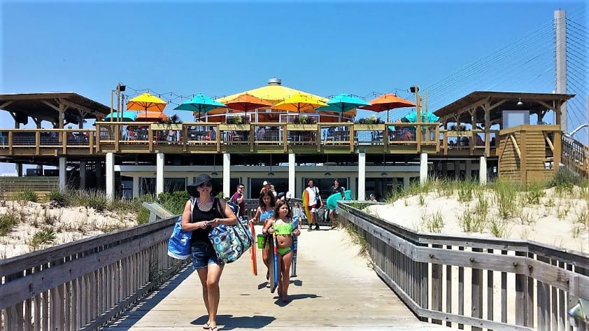 The Big Chill Beach Club in Dewey Beach, DE is on the front lines in eco-advocacy.