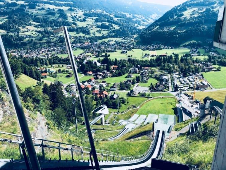 Austria: Mountain Biking in Montafon 1