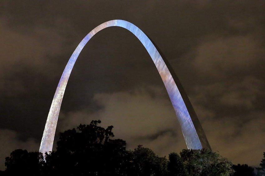 St Louis Missouri: Blues and Brews and the Arch
