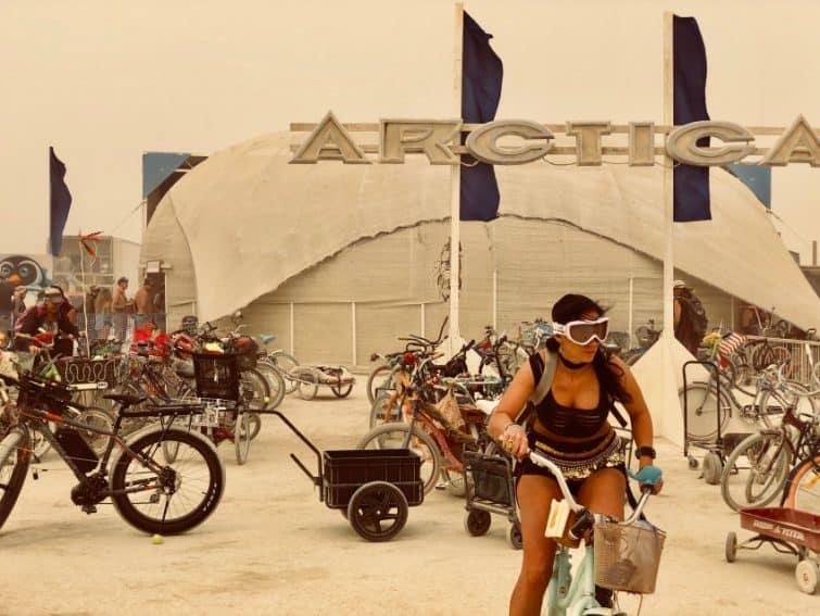 Burning Man 2018: Memories of the Dust 40