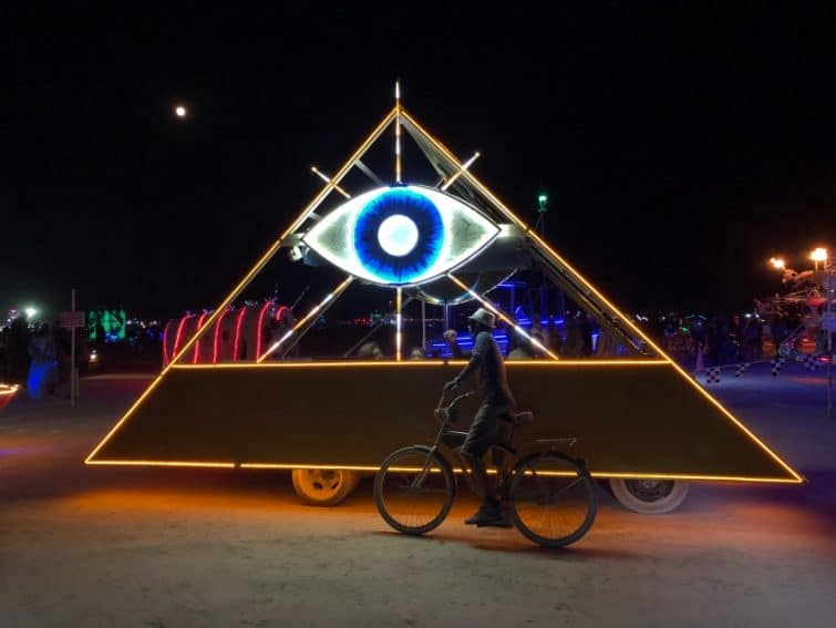 Burning Man 2018: Memories of the Dust 41