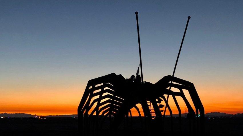 Burning Man 2018: Memories of the Dust 31