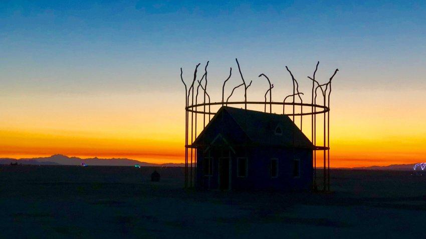 Burning Man 2018: Memories of the Dust 32