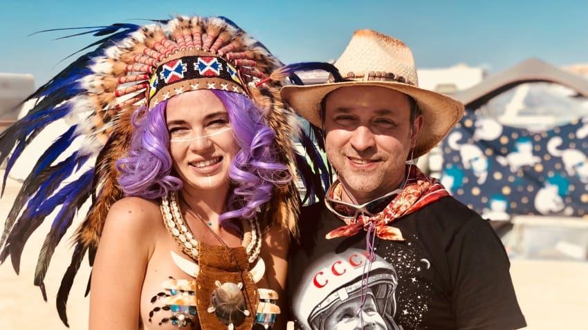 Burning Man 2018: Memories of the Dust 37