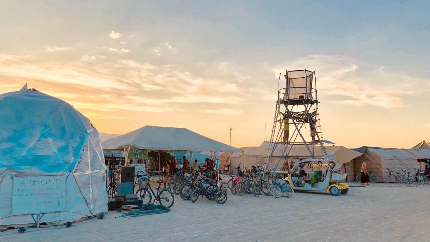 Burning Man 2018: Memories of the Dust 27