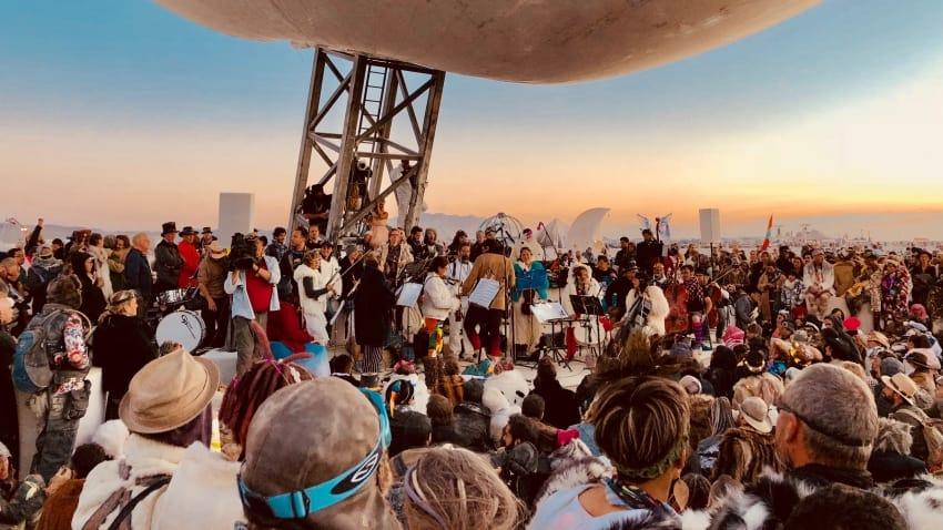 Burning Man 2018: Memories of the Dust 28