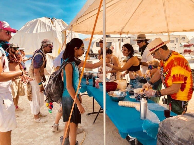 Burning Man 2018: Memories of the Dust 25