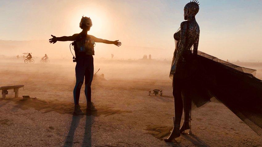 Burning Man 2018: Memories of the Dust 19