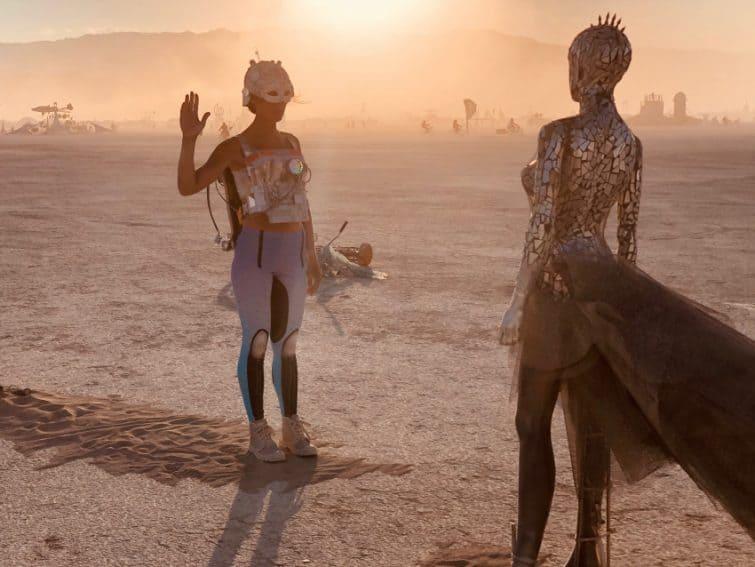 Burning Man 2018: Memories of the Dust 20