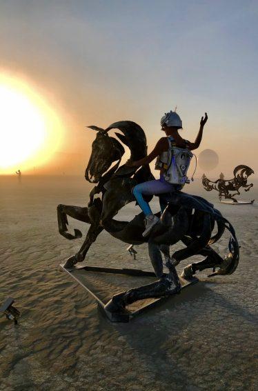 Burning Man 2018: Memories of the Dust 22