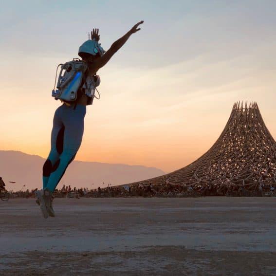 Burning Man 2018: Memories of the Dust 17