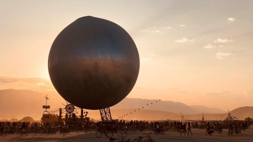 Burning Man 2018: Memories of the Dust 14