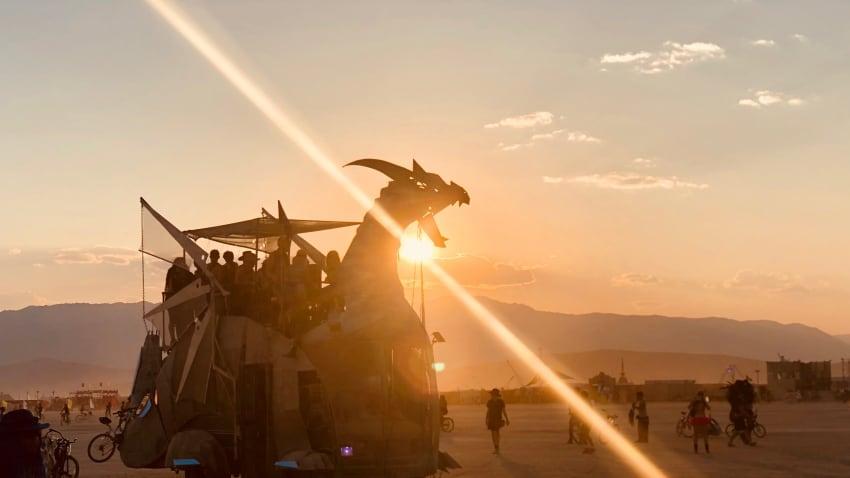 Burning Man 2018 GoNOMAD.com Travel