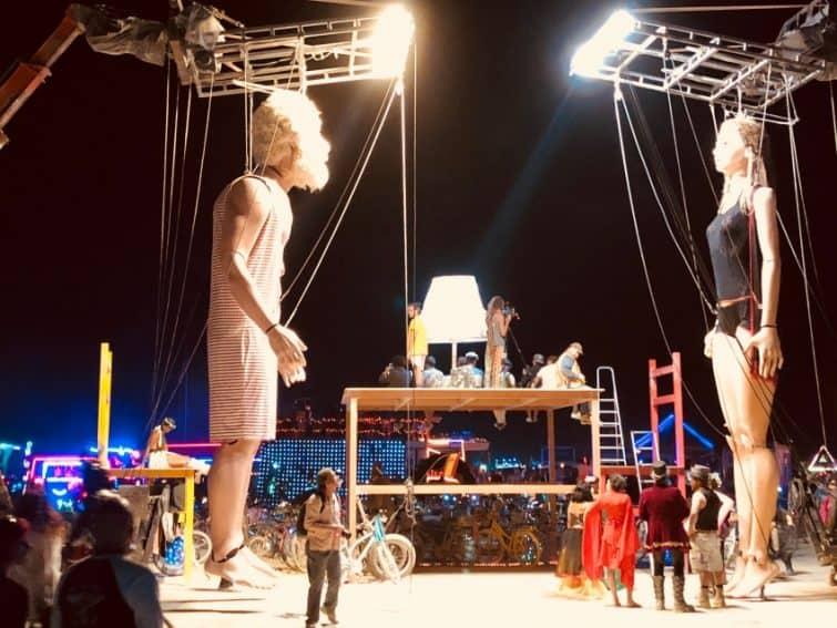 Burning Man 2018: Memories of the Dust 16