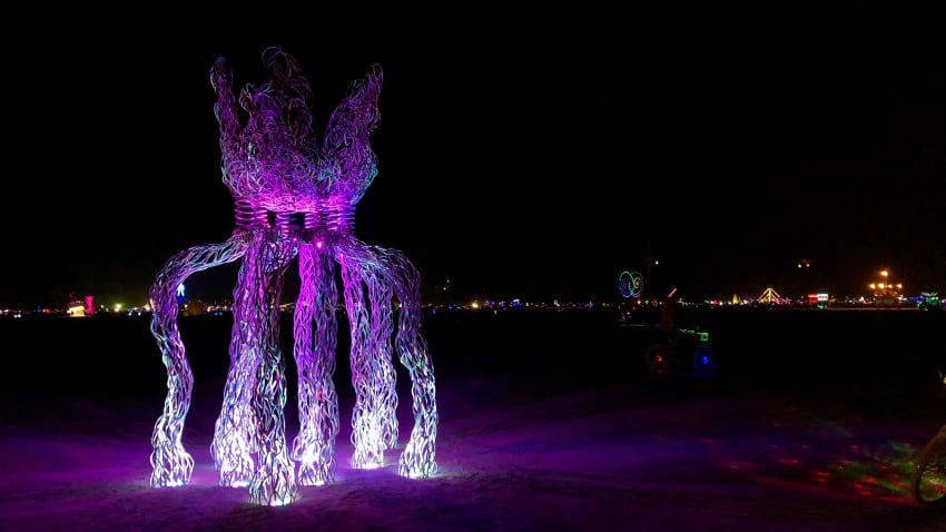 Burning Man 2018: Memories of the Dust 10