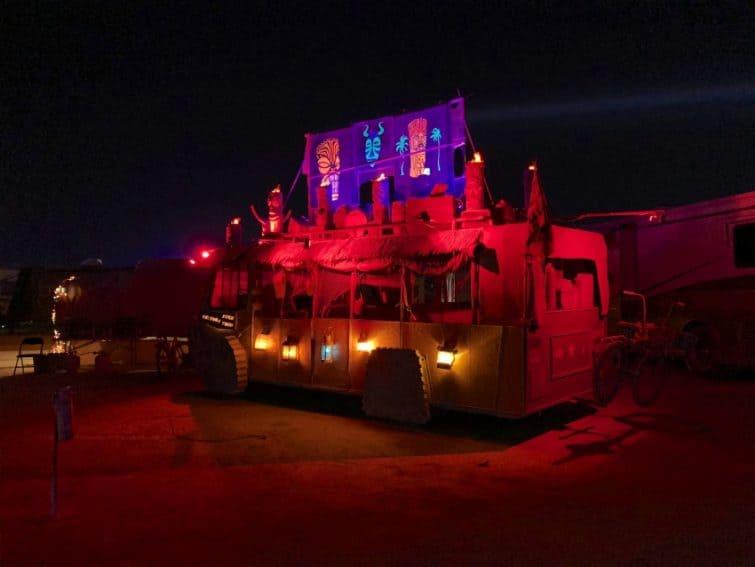 Burning Man 2018: Memories of the Dust 11